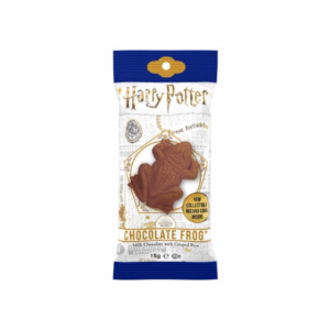 Harry Potter Chocolate Frog Milk Chocolate with Crisped Rice 15g