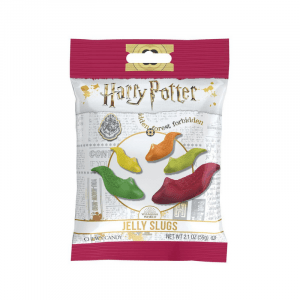 Harry Potter Jelly Slugs Candy 5 Assorted Flavours 59g