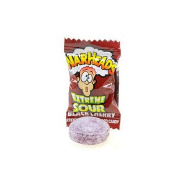 warheads extreme Black Cherry flavour