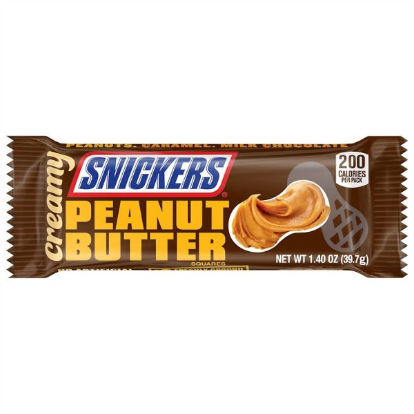 Snickers Creamy Peanut Butter