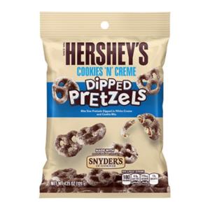 Hershey's - Cookies N Creme Dipped Pretzels - 4.25oz (120g)