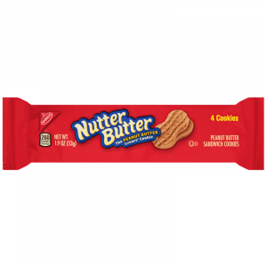 Nutter Butter Snack Pack 1.9oz (56g)