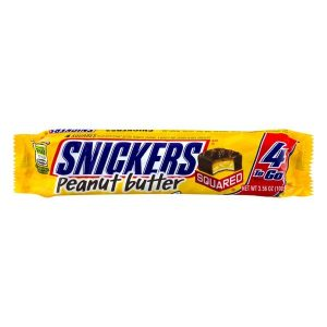 Snickers Peanut Butter 3.56 (100.9g) Share Size