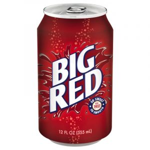 Americano Goodies big red soda