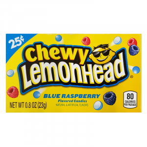 Americano Goodies ferrara chewy lemonhead blue raspberry