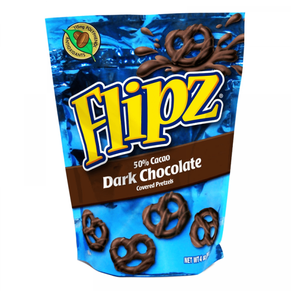 Americano Goodies flipz dark chocolate