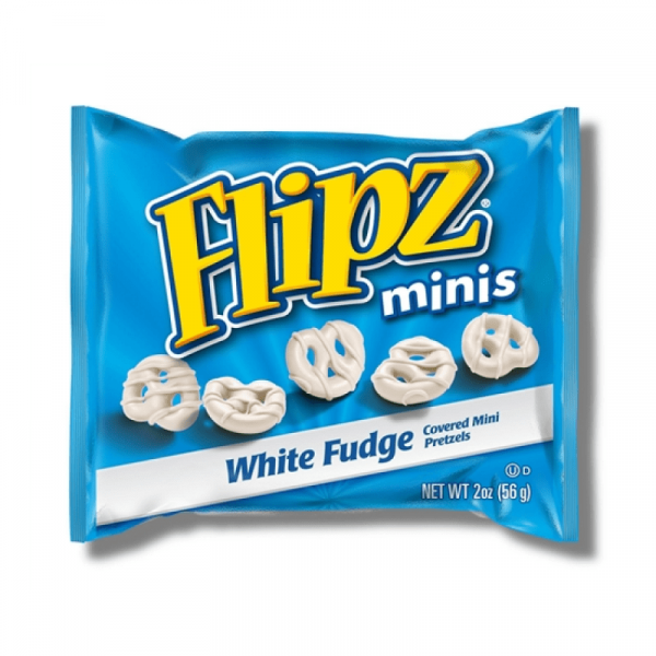 Americano Goodies flipz mini white fudge
