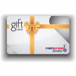 gift card Americano Goodies