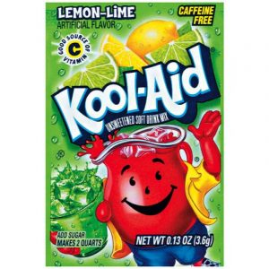 Americano Goodies kool aid lemon lime