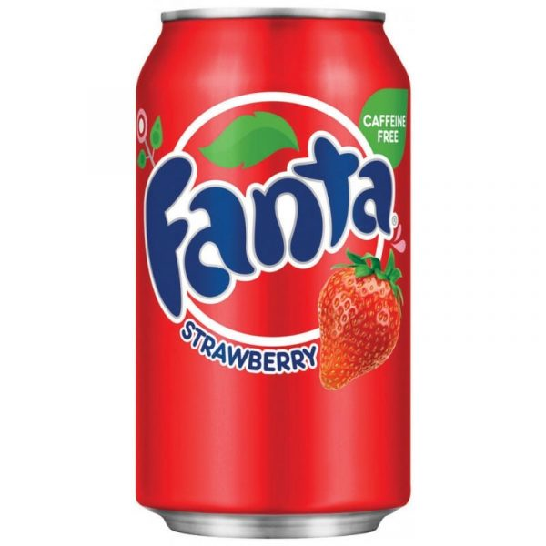 Americano Goodies fanta strawberry