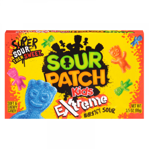 Americano Goodies sour patch kids extreme