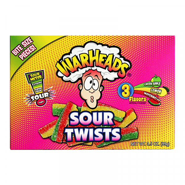 Americano Goodies warheads sour twists
