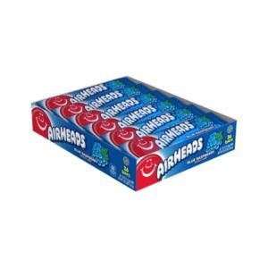 airheads blue raspberry flavour