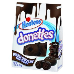 Hostess Double Chocolate Donettes 304g