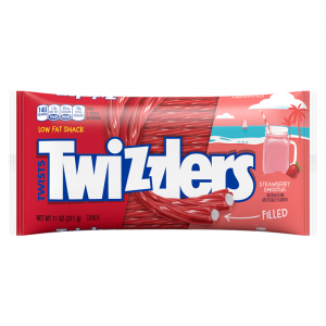 twizzlers filled twists strawberry smoothie