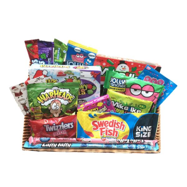 American Candy Hamper