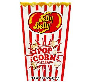 Jelly Belly Buttered Popcorn Jelly Bean