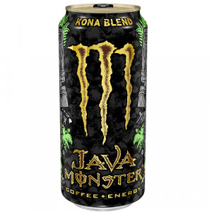 Java Monster energy Kona Blend