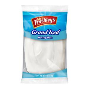 Mrs Freshley's Iced Honey Bun