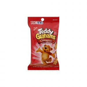 Teddy Grahams Cinnamon bag
