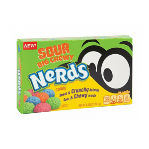 Big Chewy Nerds sweet and sour