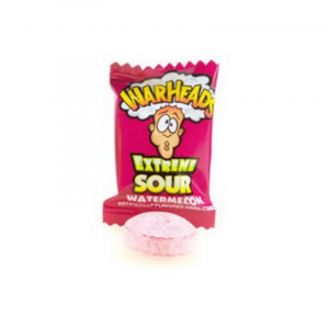 warheads extreme Watermelon flavour