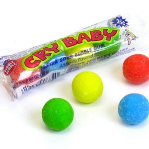 Dubble Bubble Cry Baby Extra Sour