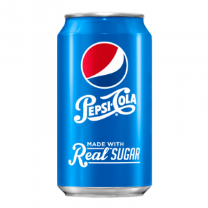 Pepsi Throwback (Made with Real Sugar) 355ml Can