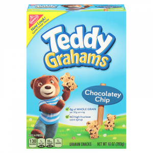 Teddy Grahams Chocolatey Chip Cereal Snack 283g