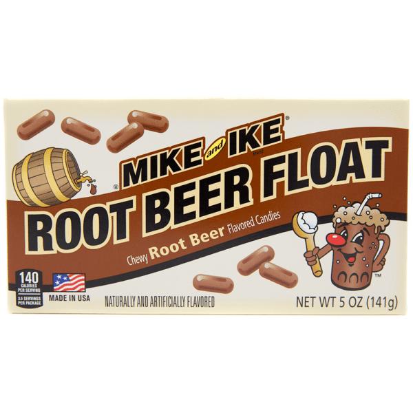 Mike & ike Root Beer TB