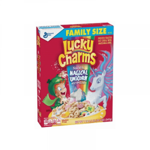Lucky Charms Cereal Family Size