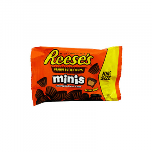 Reese's Mini Peanut Butter Cups king size