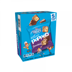 Kellogg's Rice Krispies Treats Poppers Chocolatey 5 pack