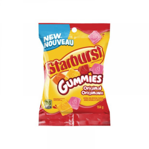 Starburst Gummi Original Peg Bag 164g