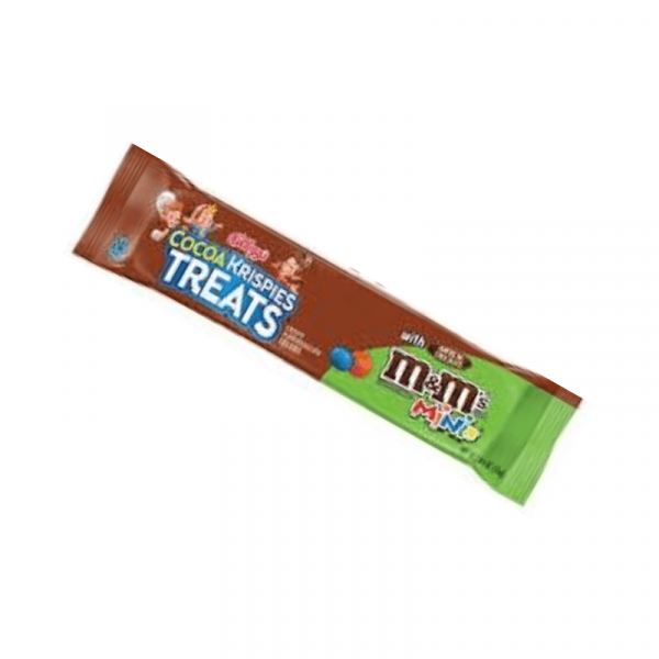 Kellogg's Cocoa Krispies Treats Big Bar Blasted with M&M's 60g