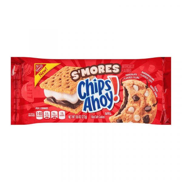 Chips Ahoy! Chewy S'mores 272g