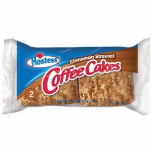 Hostess Coffee Cakes Cinnamon Streusel