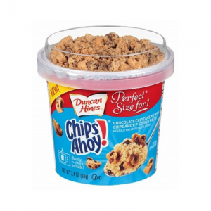 Duncan Hines Perfect Size for 1 Chips Ahoy! Chocolate Chip Cake Mix 69g