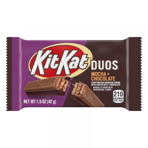 Kit Kat LIMITED EDITION Duo's Mocha & Chocolate 42g