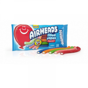 Airheads Filled Ropes Original Fruit 57g