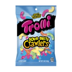 Trolli Sour Brite Crawlers 141g