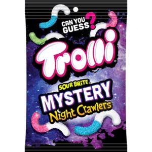 Trolli Sour Brite Mystery Night Crawlers 141g