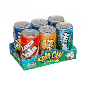 Soda Can Candy 41g