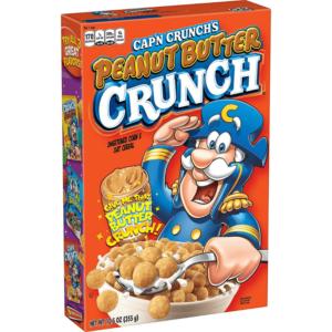 Cap'n Crunch Peanut Butter 355g