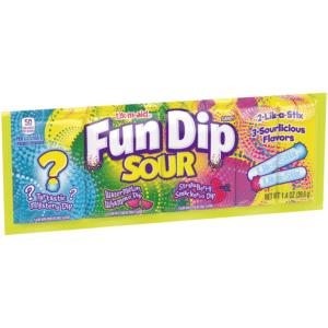 Fun Dip Lik-m-aid Sour 39g