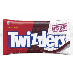 Twizzlers Mystery Flavour 545g LIMITED EDITION
