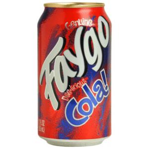 Faygo Cherry Cola Soda 355ml