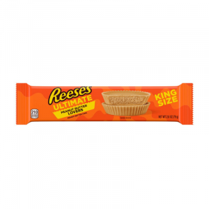 Reese's Peanut Butter Ultimate Lovers Cups King Size 79g