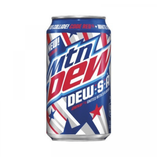 Mountain Dew – Dew-S-A Can 355ml