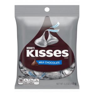 Hershey's Milk Chocolate Kisses 150g